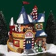 North Pole Village ACME TOY FACTORY 56729