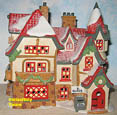 Department 56 Santa's Workshop 56006