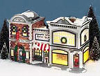 Snow Village Center For The Arts 54940