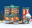 Snow Village Start A Tradition Kringles 54902