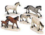 Department 56 Thoroughbreds