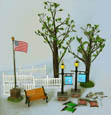 Department 56 Landscape Set 53076